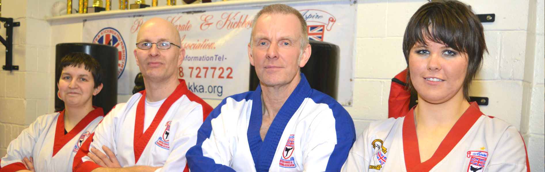karate classes in chesterfield - group